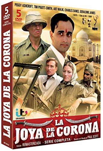 La joya de la corona (Serie completa) [DVD]