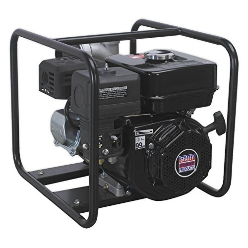 Sealey EWP050 waterpomp Ø50mm 5.5hp Benzinemotor