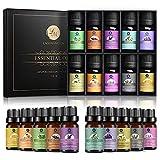 Lagunamoon ätherischen Ölen, Top 10 reine Aromatherapie Öle Geschenk-Set Lavendel Orange...