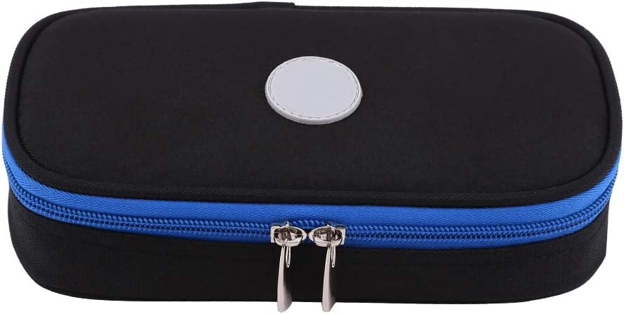 TOPINCN Diabetic Bag Super sale Portable At the price Carrying Insulin Case Trav Medical