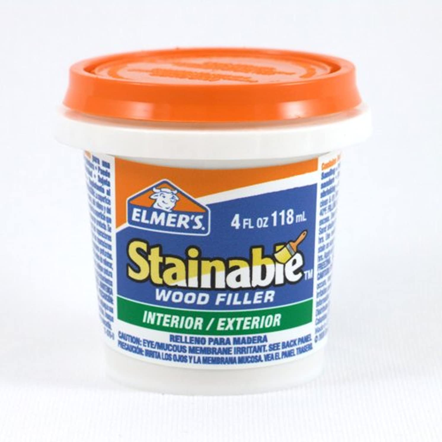 Elmer's Stainable Wood Filler, Interior/Exterior