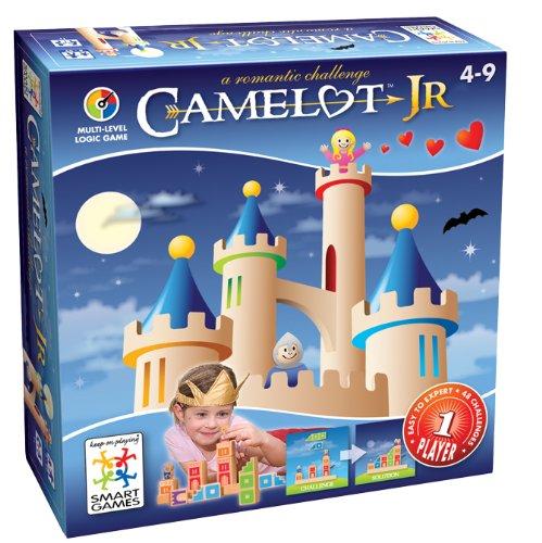 Smart Games SG011 - Camelot, juego de ingenio de madera con retos progresivos: Amazon.es: Juguetes y juegos