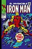 El invencible Iron Man 2. Gran primer número