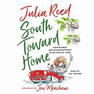 South Toward Home audiobook cover art