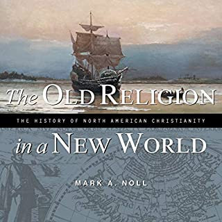 The Old Religion in a New World audiobook cover art