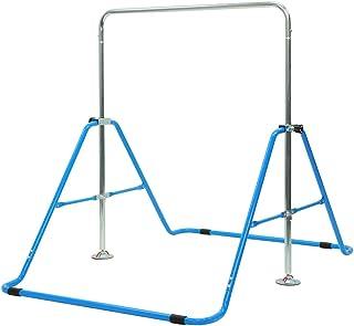 Seathe 鉄棒 子供用 室内・ 室外 おりたたみ式 高さ調節 7色から選べる 耐荷重 70kg