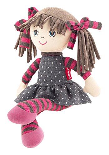 Goula - Alice, muñeca, Color Marron (Diset...
