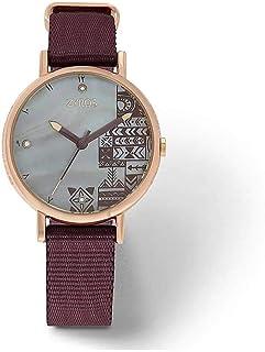ساعة رسمية للنساء ، انالوج بعقارب ZAN004L102761