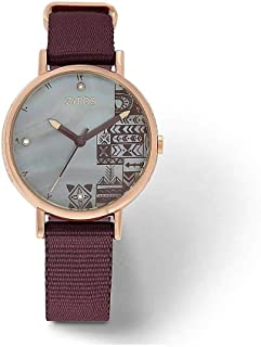 Zyros Casual Watch For Women Analog Leather - ZAN004L102761
