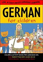German for Children (Language for Children Series) (Paperback and Audio Cd's)