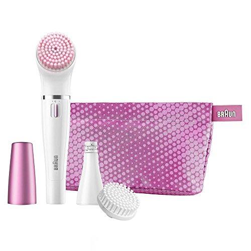 Braun Face 832-s - Set de regalo con depiladora facial y cepillo de limpieza...