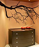 Vinyl Wall Decal Sticker Tree Top Branches Item780B