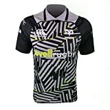 Canterbury Ospreys 2017/18 - Maillot de Rugby Pro 3ème Enfants - Classic Marl - Taille 6YRS