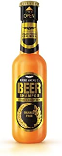 Park Avenue Damage Free Hair Beer Shampoo, 350ml