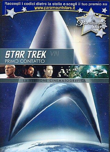 Star Trek - Primo contatto(versione cinematografica) [Italia] [DVD]