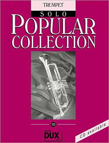 Popular Collection 10 Trompete Solo: Trumpet Solo