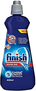 Finish Dishwasher Rinse Aid Liquid Original, 400ml