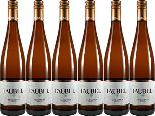Faubel Maikammer Riesling 2019 Trocken (6 x 0.75 l)