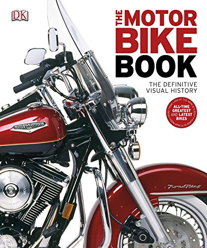 The Motorbike Book: The Definitive Visual History (English Edition)