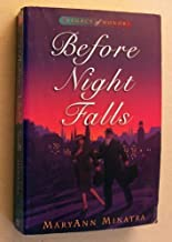 Before Night Falls (Legacy of Honor)