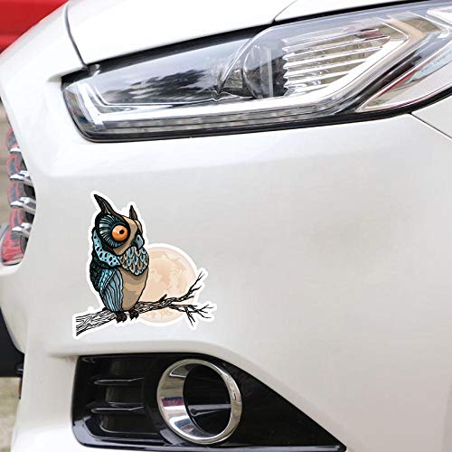 HQSM Auto Sticker12CM×15.8CM Poor Stray Cat Looking for...