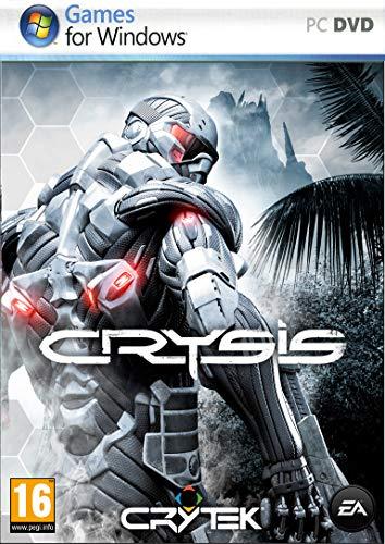 Crysis_Pc Game DVD