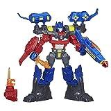 Transformers Hero Mashers Electronic Optimus Prime Figure