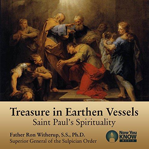 Treasure in Earthen Vessels audiobook cover art