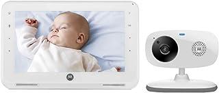 "Motorola MBP867 Digital Video Baby Monitor with 7"" LCD Display"