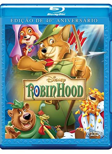 Robin Hood [Blu-ray] Edição De 40º Aniversário