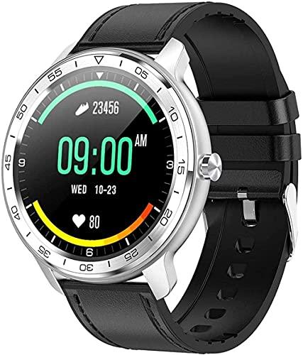 wyingj Reloj inteligente para hombres y mujeres Monitor inteligente Monitoreo IP68 impermeable pulsera inteligente-J