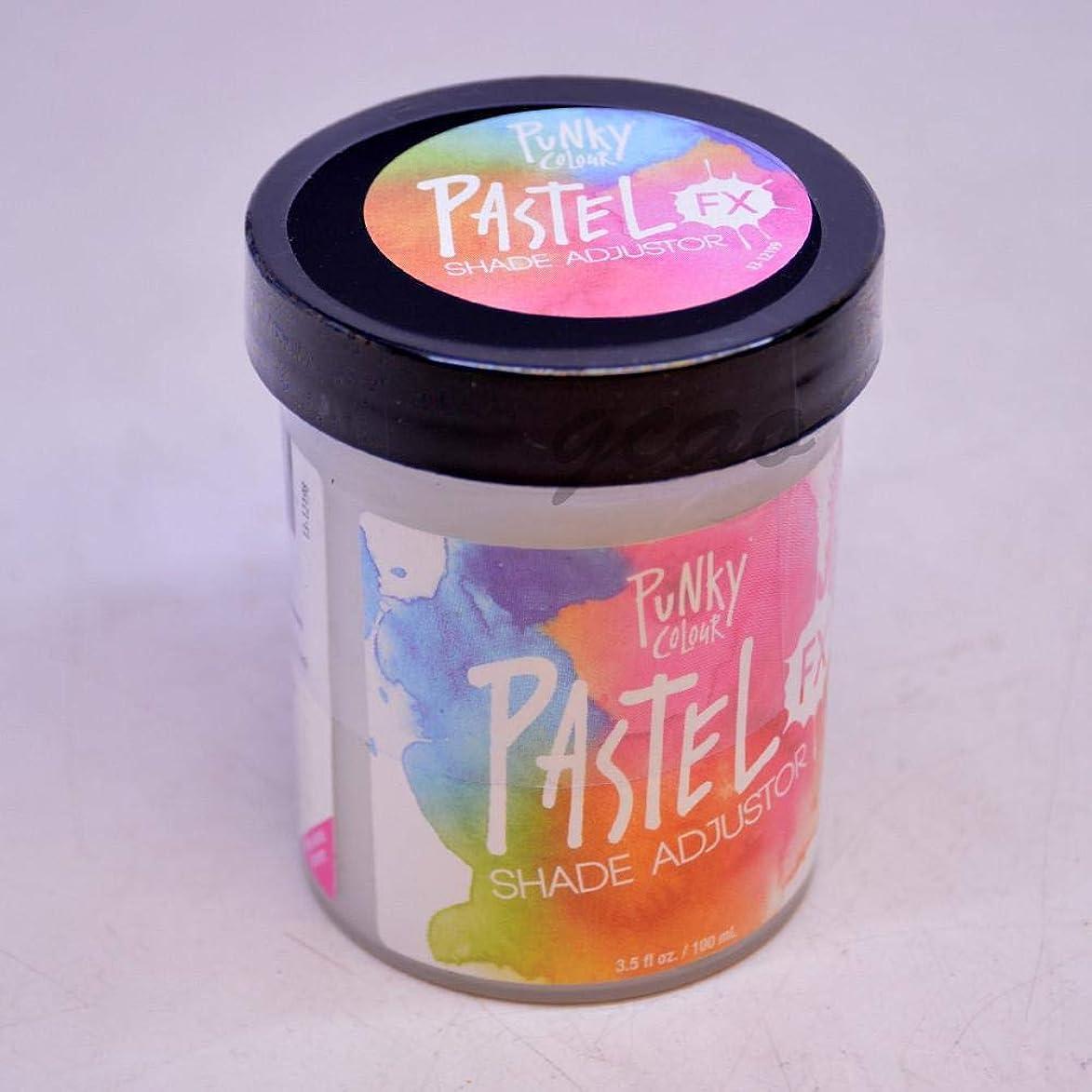 壊れた異邦人開拓者JEROME RUSSELL Punky Color Semi-Permanent Conditioning Hair Color - Pastel FX Shade Adjuster (並行輸入品)