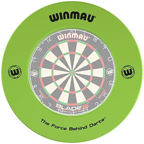 WINMAU Printed Green Dartscheibe Surround