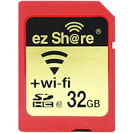 Wifi Sd Memory Card 32gb Class 10 2nd Generation Ez Computers Accessories