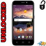 Zte Prelude Plus + Unlocked 4g LTE USA Latin & Caribbean Quad Core Z851 5mp Flash 8gb Android 7.1 LCD 5.0 Desbloqueado