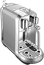 Breville-Nespresso USA BNE800BSSUSC Nespresso Creatista Plus Coffee Espresso Machine, 1, Stainless Steel