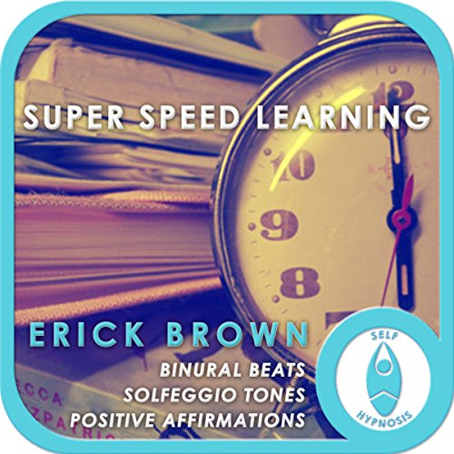 Super Speed Learning audiobook cover art