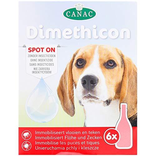 DIMETHICON - Pipetas anti-garrapatas y antipulgas