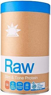 Amazonia Raw Slim & Tone Protein, Toffee Truffle, 1kg