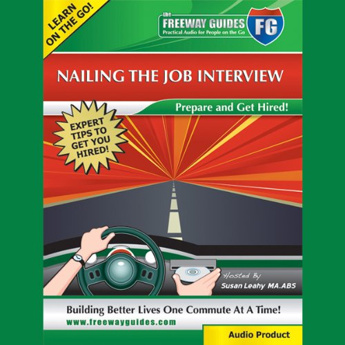 Nailing the Job Interview audiobook cover art