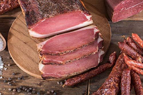(€3.68/100g) Pökelmischung Wacholderschinken Würzmischung für 4 Kg Fleisch frisch