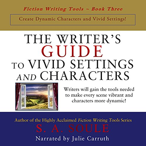 The Writer's Guide to Vivid Settings and Characters cover art