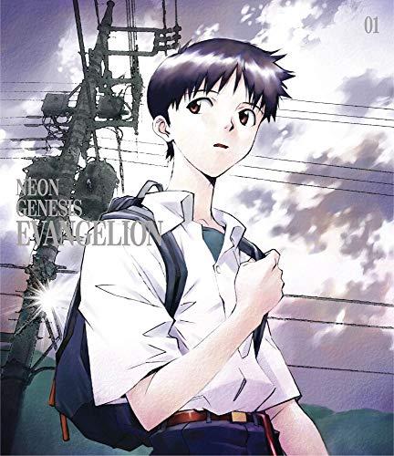 新世紀エヴァンゲリオン Blu-ray STANDARD EDITION Vol.1