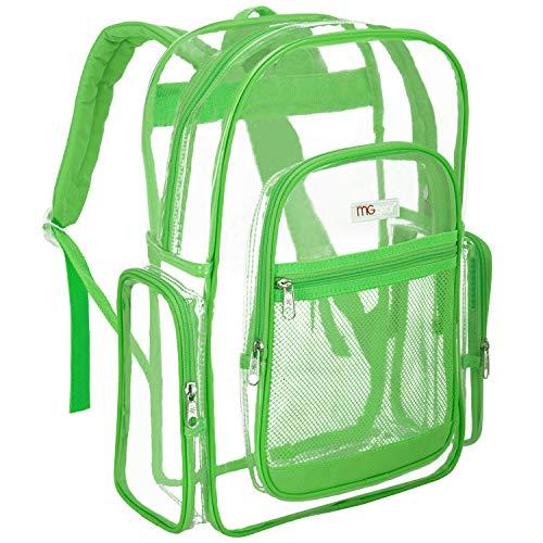 MyGift , Zainetto per bambini  Per ragazzi, Florescent Green (Verde) - SC802LTGRN