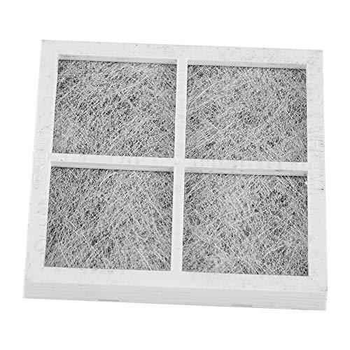 Filtro de nevera, filtro de aire de nevera, 3 piezas de repuesto de filtro de aire para mantener el congelador con un olor fresco para los números de pieza de LG en el hogar