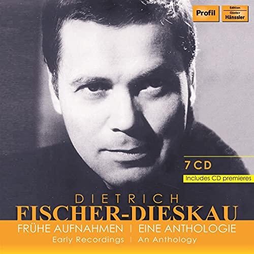 Dietrich Fischer-Diskau-Early Recordings