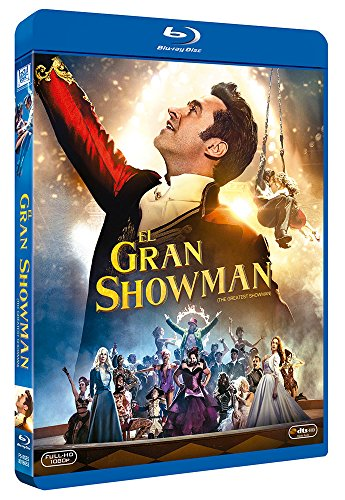 El Gran Showman Blu-Ray [Blu-ray]