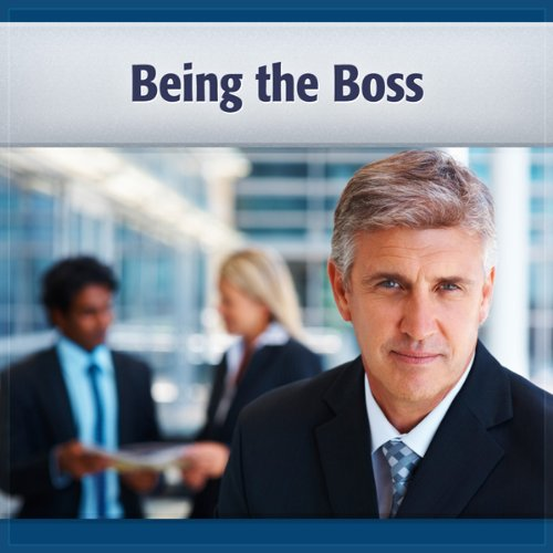 Being the Boss cover art