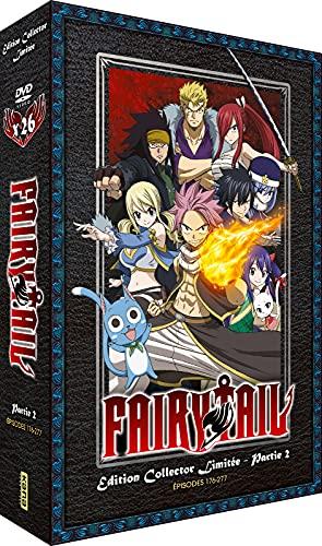 Fairy Tail-Intégrale Partie 2 [Édition Collector Limitée A4]