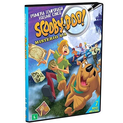 Scooby Doo Mistério S/A Vol 5 [DVD]